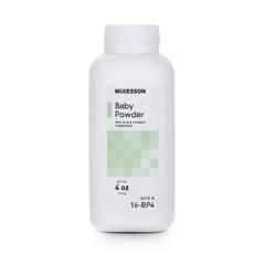 MON40901608 - McKessonBaby Powder Medi-Pak Performance 4 oz. Fresh Scent