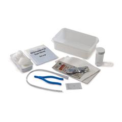 MON41131900 - MedtronicIntermittent Catheter Tray Curity Open System 14 Fr. Vinyl