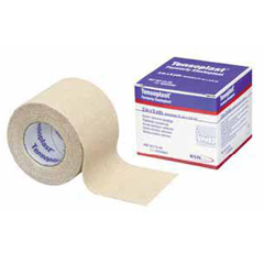 MON41212001 - BSN Medical - Elastic Adhesive Bandage Tensoplast 2 Inch X 5 Yard Medium Compression No Closure Tan NonSterile, 1/ EA