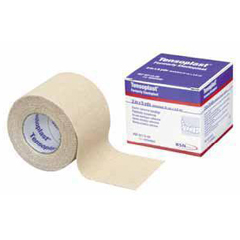 MON41442016 - BSN Medical - Elastic Adhesive Bandage Tensoplast 4 Inch X 5 Yard Medium Compression No Closure Tan NonSterile, 16/CS