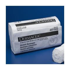 MON516683BG - Cardinal Health - Dermacea Valu Brand Stretch Bandage 4in x 4.1 Yds
