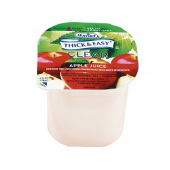 MON41532600 - Hormel LabsThickened Beverage Thick & Easy® 4 oz. Apple Ready-to-Use, 24EA/CS