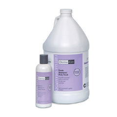 MON41541800 - Central SolutionsShampoo and Body Wash DermaCen 1 gal. Bottle Freesia Scent