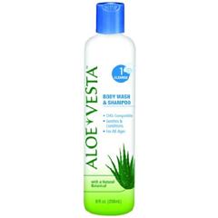 MON41801800 - ConvaTecAloe Vesta 2-in-1 Body Wash & Shampoo 4 Liter