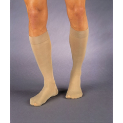 MON42030300 - BSN Medical - Compression Stockings JOBST Thigh High X-Large Beige Open Toe, 2 EA/PR