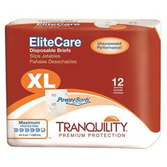 MON42143104 - PBETranquility® EliteCare™ Disposable Briefs
