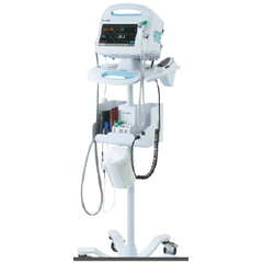 MON42175900 - Welch-AllynAccessory Cable Management Mobile Stand for Connex Vital Signs Monitor 6000 Series; with Storage Bin