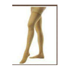 MON42180300 - BSN Medical - Compression Stockings JOBST Relief Thigh High Large Beige Closed Toe, 2 EA/PR