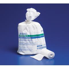 MON42212100 - Medtronic - Cast Padding Undercast WEBRIL™ II 4 X 4 Yard Cotton Non-Sterile, 12RL/BX