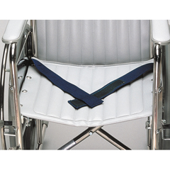 MON42283000 - PoseySelf-Releasing Safety Belt One Size Fits Most Hook and Loop Closure Rear Slide Buckle