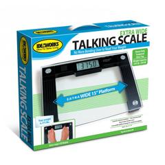 MON42853700 - Jobar InternationalScale Talking Xwd 550Lb EA
