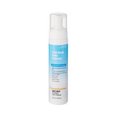 MON43031800-CS - Smith & NephewSecura Total Body Foam Cleanser 8.5Fl Oz Dispenser Shampoo & Body