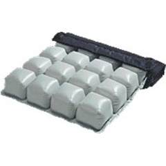 MON43074301 - Crown TherapeuticsSeat Cushion ROHO® Mosaic® 18 X 16 X 3 Inch Air Cells