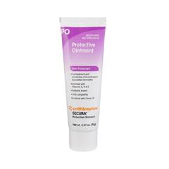 MON43151404 - Smith & NephewMoisture Barrier Secura® Ointment 2.47 oz. Flip Top Tube, 24EA/CS