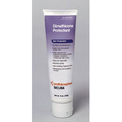 MON43221412 - Smith & NephewSkin Protectant Secura® Cream 4 oz. Tube, 12EA/CS