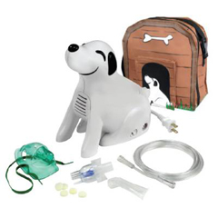 MON43655700 - Mabis HealthcareNebulizer Compressor Digger Dog