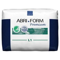 MON43663100 - Abena - Abri-Form Premium® Briefs (43066), Large, 104/CS