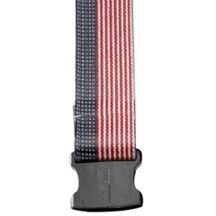 MON43863000 - Skil-CareGait Belt 72 Inch L Star and Stripes Vinyl