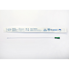 MON701371EA - Cure Medical - Urethral Catheter Cure Catheters Coude Tip 14 Fr. 16