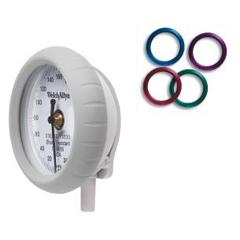 MON44122500 - Welch-AllynAneroid Sphygmomanometer DuraShock® Bronze Series DS44 Adult