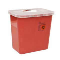 MON44462800 - MedtronicMulti-Purpose Container with Rotor Opening Lid