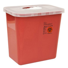 MON44462840 - MedtronicMulti-Purpose Container with Rotor Opening Lid
