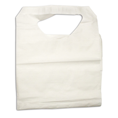 MON44501100 - DynarexBib Ties Disposable Poly / Tissue, 300EA/CS