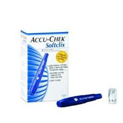 MON44792400 - RocheLancet Device Accu-Chek® Softclix 11 mm