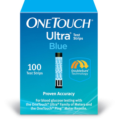 MON1144799EA - Life Scan - OneTouch® Ultra® Glucose Meter Strips