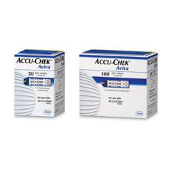 MON45382400 - RocheTest Strip Accu-Chek® Compact, 100EA/VL