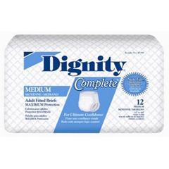 MON45393100 - ConcoBrief Protective Dignity® Complete® Medium, 12EA/PK, 8PK/CS
