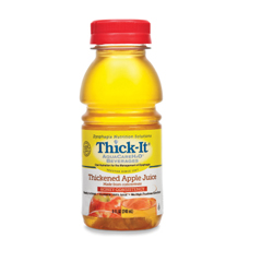 MON45772600 - Kent Precision FoodsThick-It® AquaCareH2O® 8 oz. Apple Juice Ready to Use, 24EA/CS