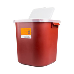 MON45772800 - Medegen Medical Products LLCSharps Multi-Purpose Sharps Container
