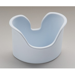 MON45801200 - Tech-Med ServicesEar Basin Polypropylene U-Shaped