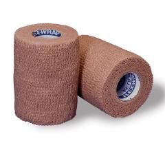 MON45822000 - Cardinal Health - Self-Adhesive Bandage Cotton / Rubber Blend 2 X 5 Yard Non-Sterile