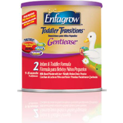 MON46102601 - Mead Johnson NutritionPediatric Oral Supplement Enfagrow® Toddler Transitions® Gentlease® 21 oz.