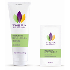 MON46111406 - McKessonMoisturizing Body Shield THERA™ 4 gm Packet, 144PK/BX 6BX/CS