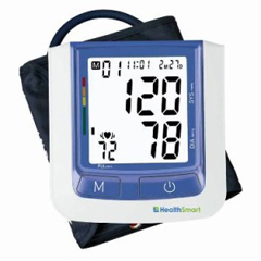 MON46312500 - Mabis HealthcareBlood Pressure Monitor HealthSmart Automatic Large Arm