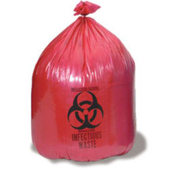 MON46404100 - Colonial BagInfectious Waste Bag 40 X 46 Inch Printed, 60EA/CS