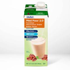 MON46462600 - Hormel LabsOral Supplement Med Pass® 2.0 Butter Pecan 32 oz., 12EA/CS