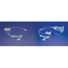 MON46482801 - Smiths Medical - Saf-T Wing® Blood Collection Set with Holder (982506)