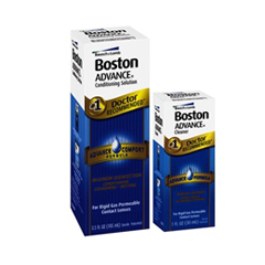 MON46822700 - Bausch & LombContact Lens Solution Boston Advance 3.5 oz.