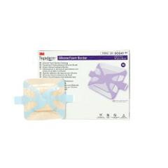 MON46902110 - 3M - Tegaderm™ Silicone Foam Dressing, 10/BX, 6BX/CS