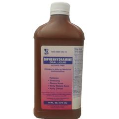 MON46912700 - McKessonDiphenhydramine Allergy Relief
