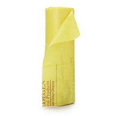 MON47071100 - McKessonChemotherapy Linen Bag Medi-Pak® ULTRA-TUFF® 8 X 23 X 41 Inch Printed, 250EA/CS