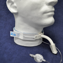 MON47193920 - McKessonTracheostomy Tube Holder Medi-Pak Performance