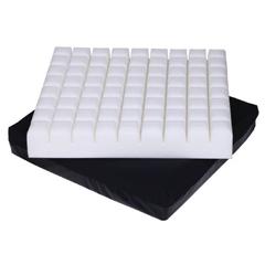 MON47194300 - Span AmericaSeat Cushion Geo-Matt® PRT 16 X 16 X 3 Inch Foam
