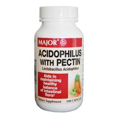 MON47582700 - Major PharmaceuticalsProbiotic Dietary Supplement Major 100 per Bottle Capsule