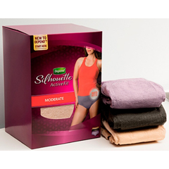MON47713100 - Kimberly Clark ProfessionalDepend Silhouette Active Fit® Protective Underwear (47171), XL, 36/CS