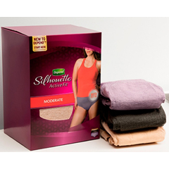 MON47723100 - Kimberly Clark ProfessionalDepend Silhouette Active Fit® Protective Underwear (47172), Small, 42/CS
